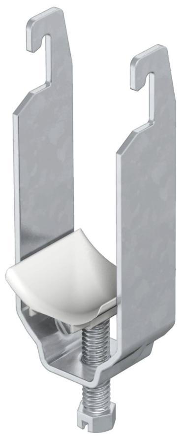 K2/46-52/AC Kabelschelle Stahl
