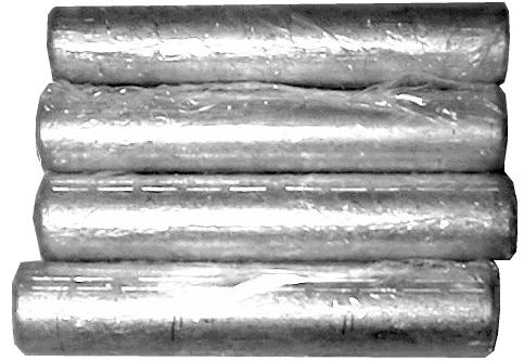 PVB/Al/150 Pressverbinder Alu