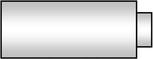 D02 Kurzschließeinsatz E-Cu,