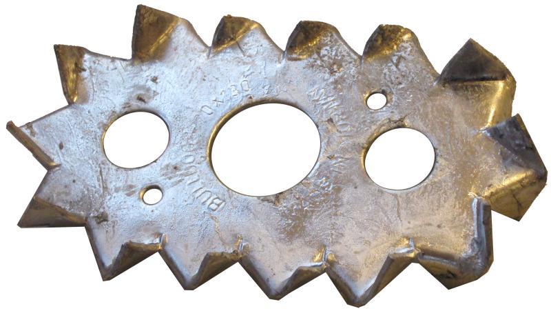 Bulldog-Holzverbinder 73x130mm