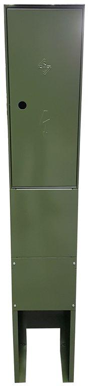 KVAS-F2-Al/b-S RAL6003olivgrün