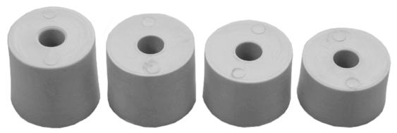 DR-PA 20 x 13/5 Distanzrolle