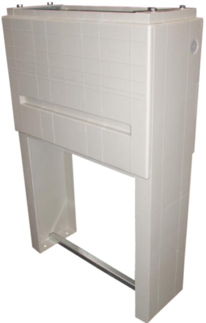 KS 6/H/B-7032 Kunststoffsockel