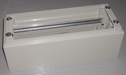 KS-B4/H500/T320, RAL 7035