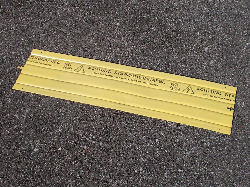 KAP 300-AK, PVC gelb