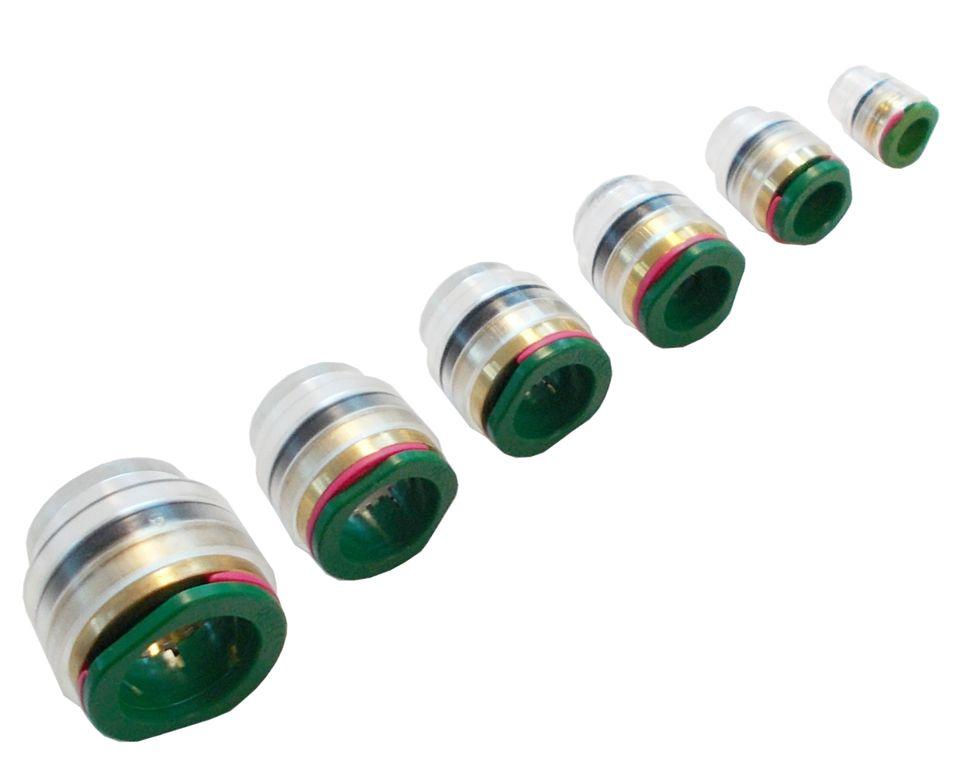 RsEK 12mm Rauspeed Endkappe