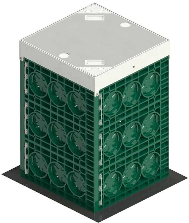 Base-Box 400×400 D400-B